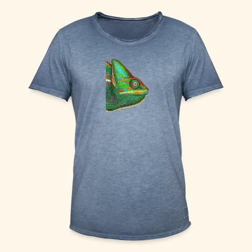 Chamäleon - Männer Vintage T-Shirt