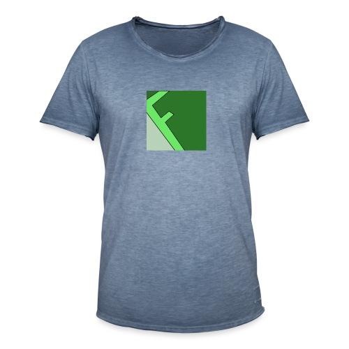 Frager - Vintage-T-shirt herr
