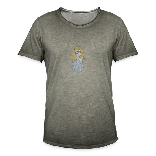lentespostaPOSTA - Camiseta vintage hombre