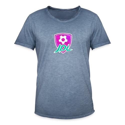 Logotipo del canal de JDL - Camiseta vintage hombre