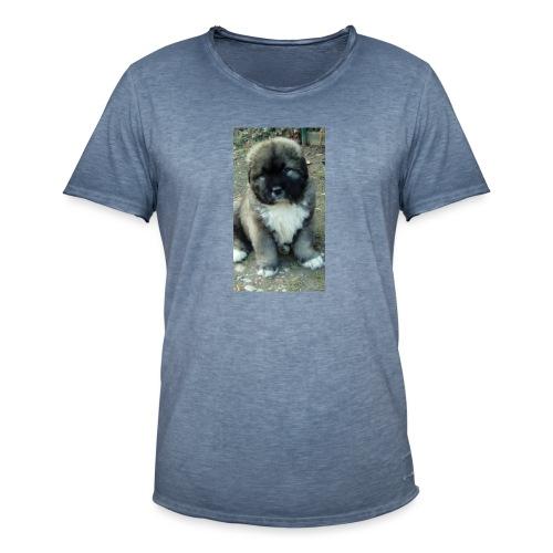 Kolekcja Kazan - Koszulka męska vintage