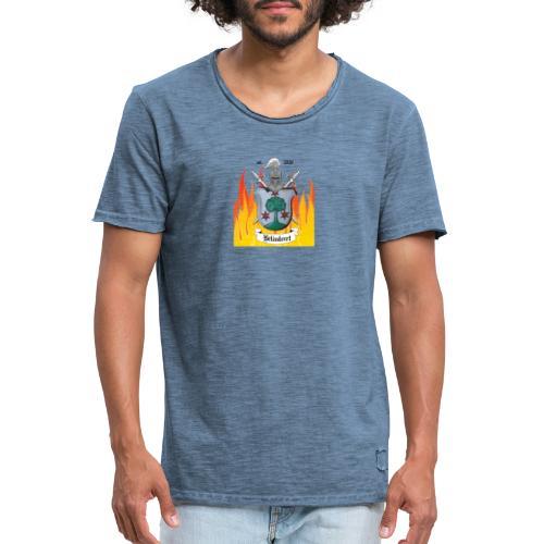 Belinderet Juli 2021 - Männer Vintage T-Shirt