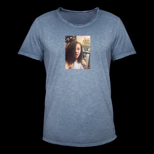 freya ft one d - Men's Vintage T-Shirt