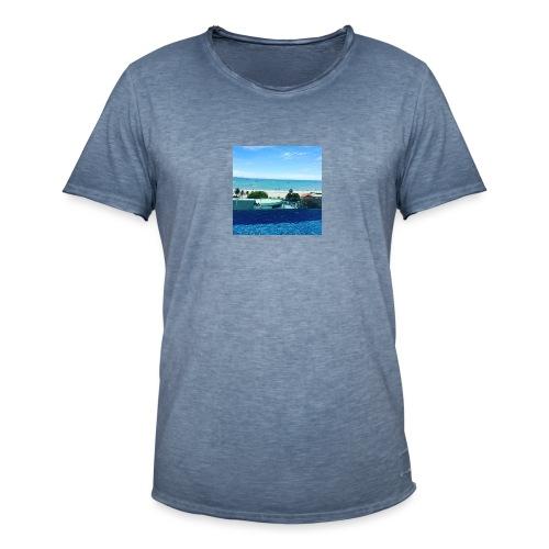 Thailand pattaya - Herre vintage T-shirt