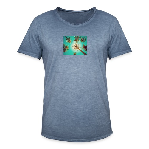 palm pinterest jpg - Men's Vintage T-Shirt