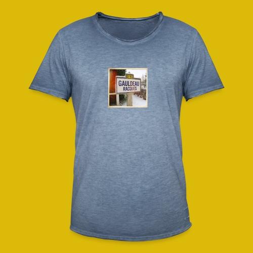 Gogoldorak - T-shirt vintage Homme