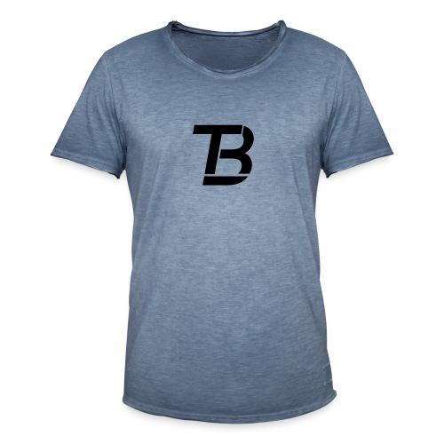 brtblack - Men's Vintage T-Shirt