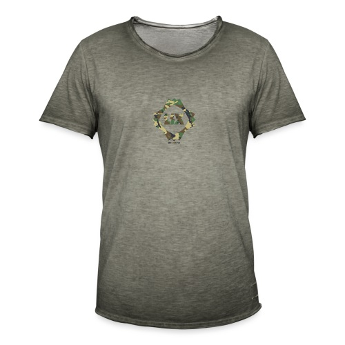 LIXCamoDesign - Men's Vintage T-Shirt
