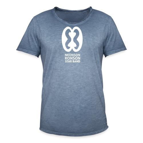 Nkonsonkonsonstarband - Männer Vintage T-Shirt