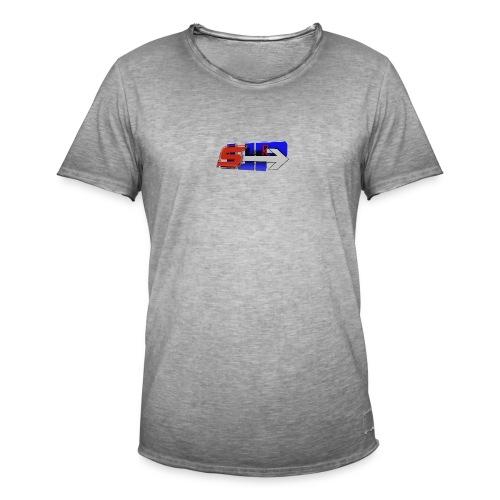 S JJP - T-shirt vintage Homme