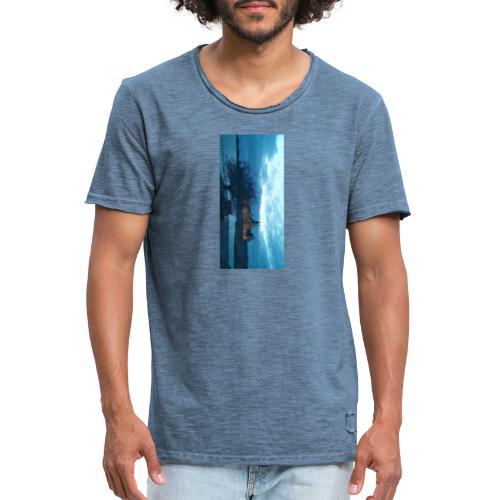 Kalmar Slott - Vintage-T-shirt herr