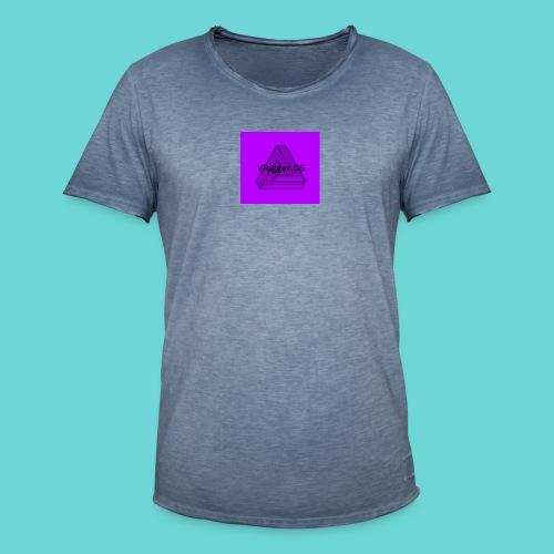 2018 logo - Men's Vintage T-Shirt