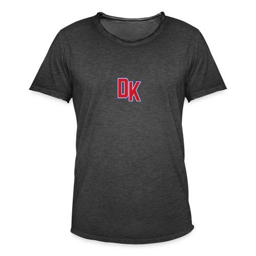 DK - Mannen Vintage T-shirt