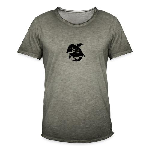 S & T - C. Gaucini - Männer Vintage T-Shirt