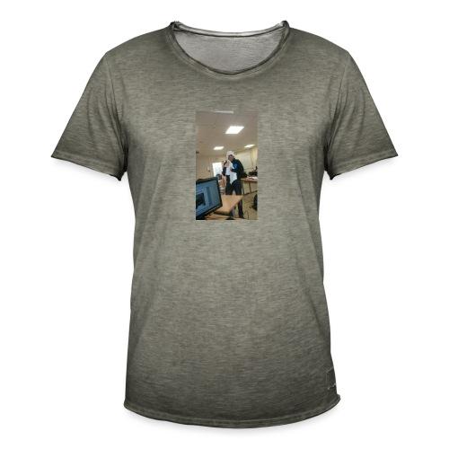 Arnaud - Men's Vintage T-Shirt