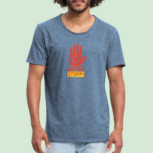 MSTOPP 72RGB - Männer Vintage T-Shirt