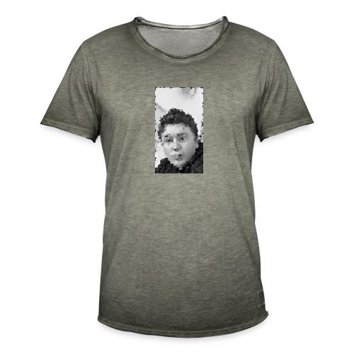 Permission - Herre vintage T-shirt