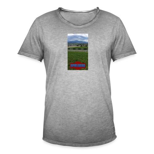 Formel 1 - Männer Vintage T-Shirt