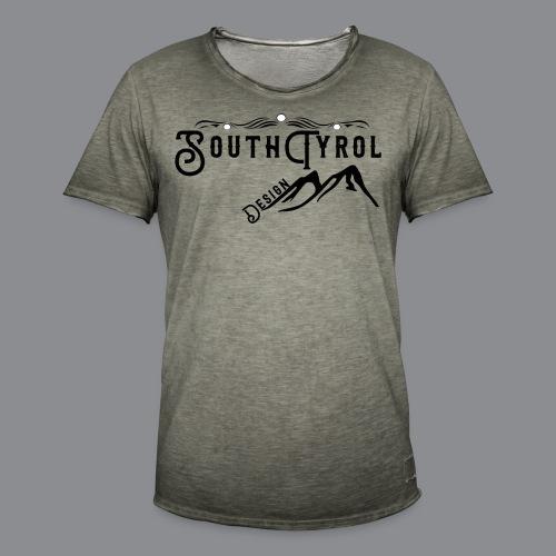 SouthTyrol Design - Männer Vintage T-Shirt