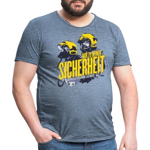 FF Laxenburg - Seit 1870 - Männer Vintage T-Shirt