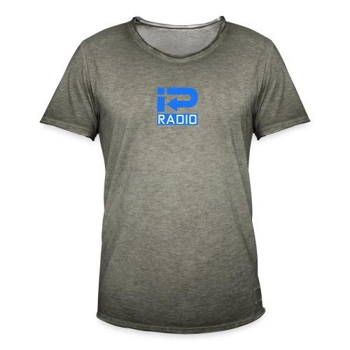 logo trans png - Mannen Vintage T-shirt