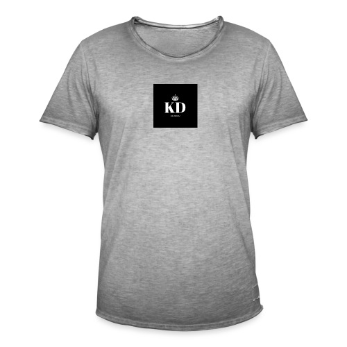 KingDom Design#1 - Männer Vintage T-Shirt