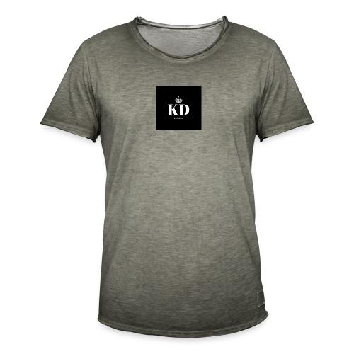 KingDom Design#1 - Männer Vintage T-Shirt