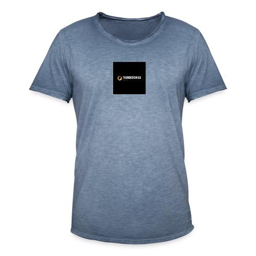 thunderswag - T-shirt vintage Homme