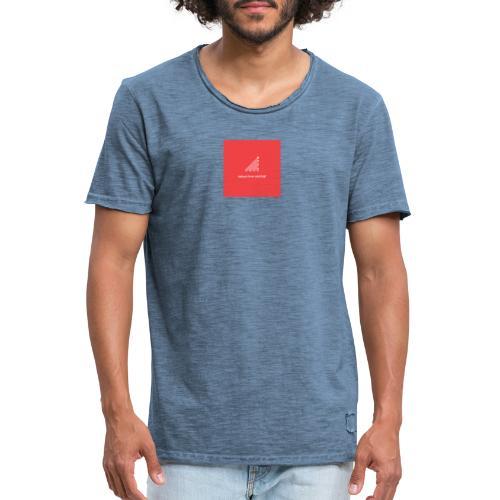 kahoot hver søndag - Herre vintage T-shirt