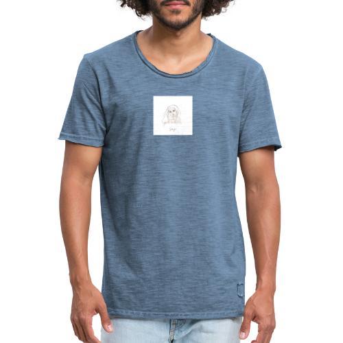 Que difícil ser yo - Camiseta vintage hombre