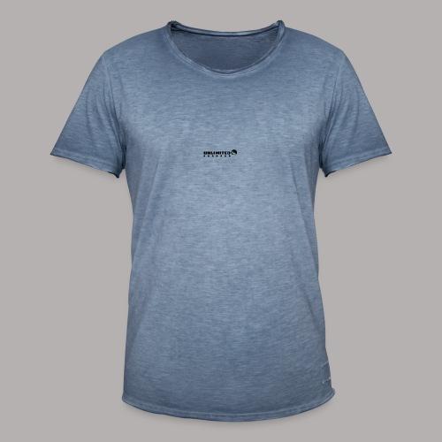 unlimited - Camiseta vintage hombre