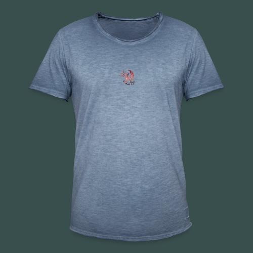 tigz - Männer Vintage T-Shirt