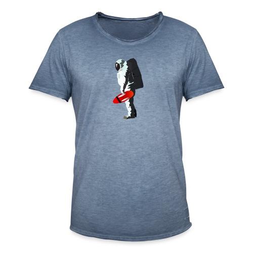 Space Lifeguard - Men's Vintage T-Shirt