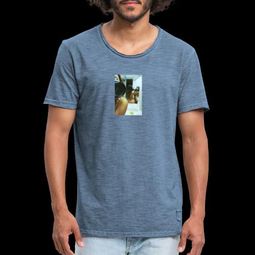 Caviar design presenting Eva - Männer Vintage T-Shirt