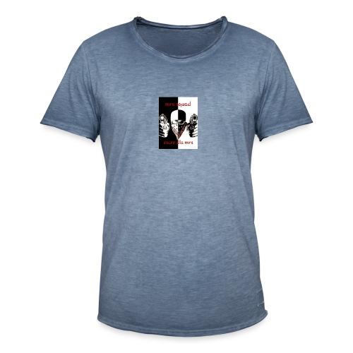 ESCRO - T-shirt vintage Homme
