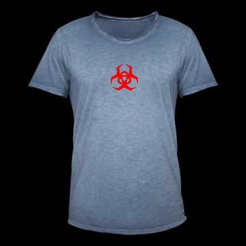 Radioaktive - Herre vintage T-shirt