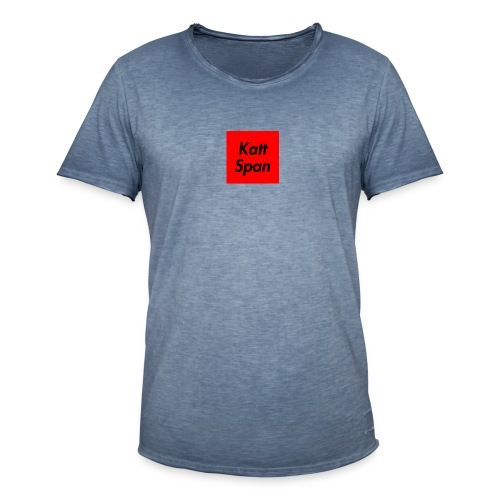 Katt Span - Men's Vintage T-Shirt