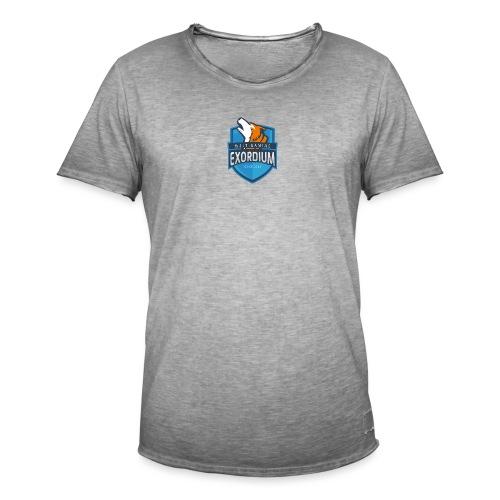 Emc. - Männer Vintage T-Shirt