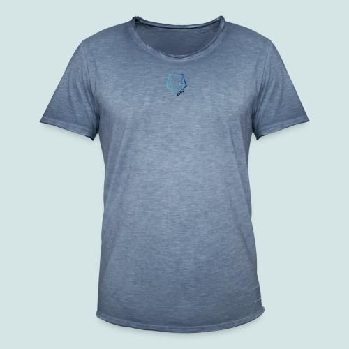 Löwen K1iNq - Männer Vintage T-Shirt