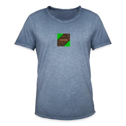 Wokky T Shirt - Vintage-T-shirt herr