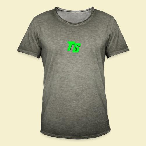 TristanGames logo merchandise - Mannen Vintage T-shirt