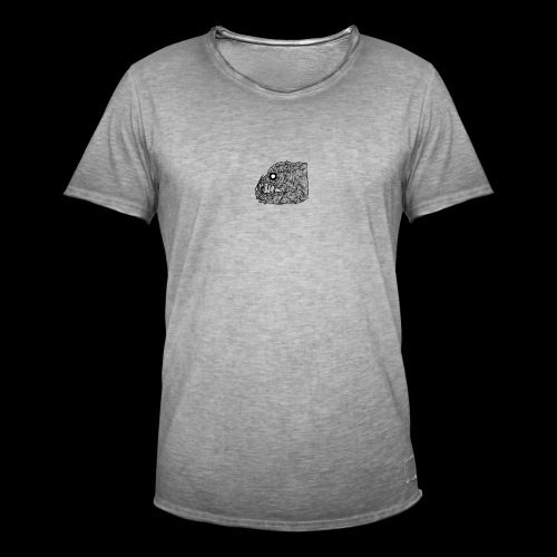Viperfish T-shirt - Maglietta vintage da uomo