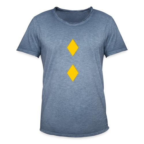 Upseerikokelas - Miesten vintage t-paita