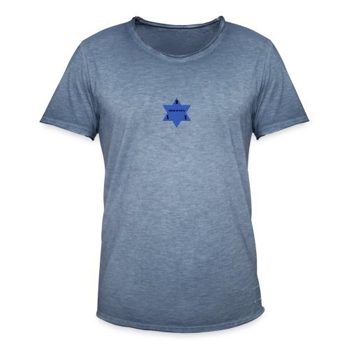 DAS first logo - Herre vintage T-shirt