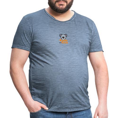 Logo 2 - Camiseta vintage hombre