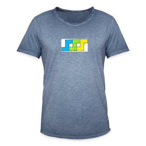 Tripless basic logo - T-shirt vintage Homme