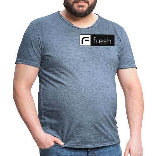 Fresh J&S - Vintage-T-shirt herr