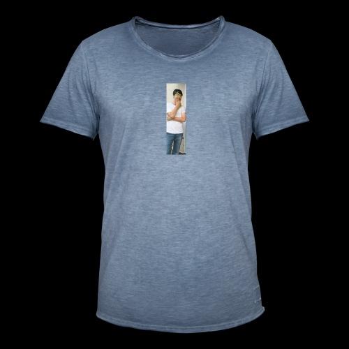JACOB MCKAY LIMITED STOCK LONG SLEEVE. - Men's Vintage T-Shirt