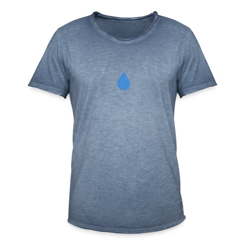 Water halo shirts - Men's Vintage T-Shirt