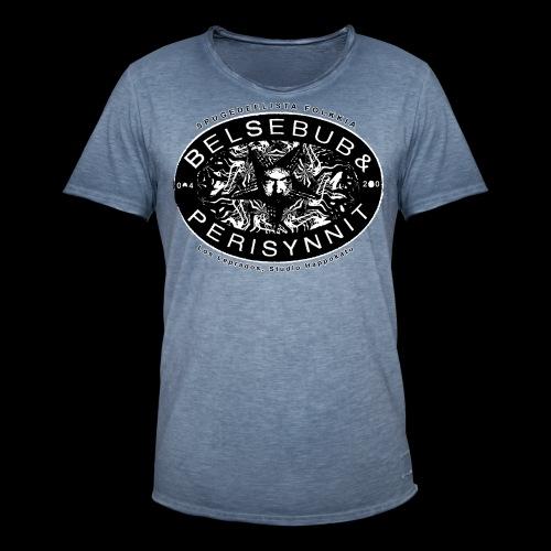 Belsebub&Perisynnit - Miesten vintage t-paita